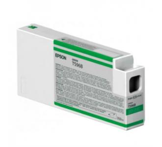 Tinta Epson T596B 350ml Stylus Pro 7900/9900 Color Verde