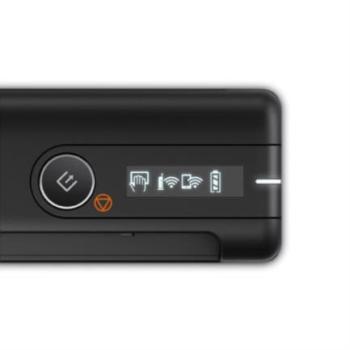 Escáner Epson WorkForce ES-60W Portátil Inalámbrico Resolución 600 dpi