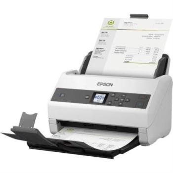 Escáner Epson WorkForce DS-870 Resolución 600x600