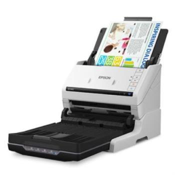 Escáner Epson DS-530 II Color Dúplex Resolución 600 dpi