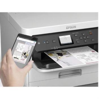 Impresora de Inyección Epson WorkForce Pro WF-C5290 Color