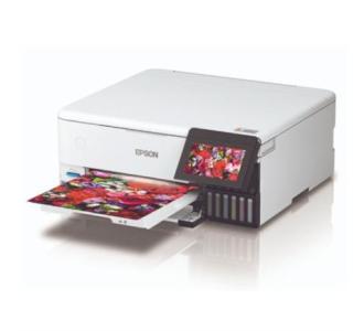 Multifuncional Epson EcoTank L8160 Color Inyección de Tinta