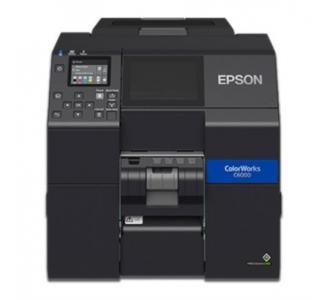 Impresora de Inyección Epson ColorWorks CW-C6000PU Color