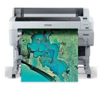 Plotter Epson SureColor T5270 CAD-GIS Inyección de Tinta 36
