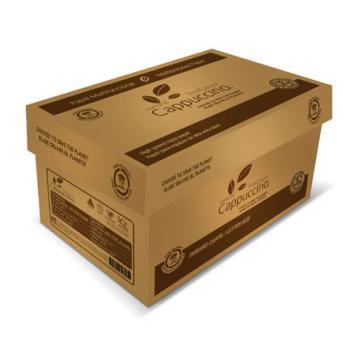 PAPEL COPIADORA NATURAL BOND 100% RECICLADO 75GR CARTA