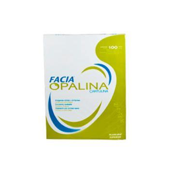 CARTULINA FACIA OPALINA CARTA BLANCO C/100 225GR