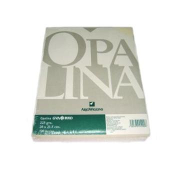 PAPEL FACIA OPALINA MULTIFUNCIONAL CARTA BLANCO C/100 120GR