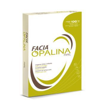 PAPEL FACIA OPALINA MULTIFUNCIONAL CARTA MARFIL C/100 120GR