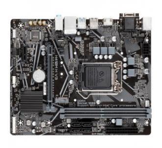 Tarjeta Madre Gigabyte Intel H410 H V3 S 1200 10ma Generación 2xDDR4 2666 64GB M.2 PCIe