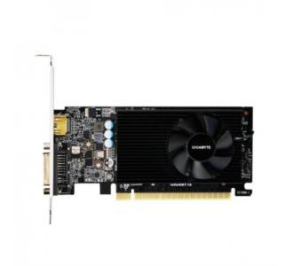 Tarjeta Video Gigabyte NVIDIA GeForce GT730 2GB DDR5 PCIe X8 2.0 HDMI DVI Bajo Perfil