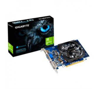 Tarjeta Video Gigabyte NVIDIA GeForce GT730 2GB DDR3 PCIe X8 2.0 HDMI DVI VGA Bajo Perfil
