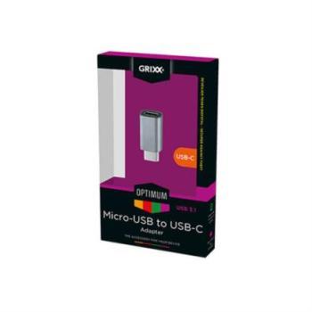 ADAPTADOR GRIXX USB TIPO