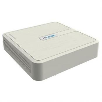 HiLook NVR 4MP/4 Canales IP/4 PoE/H.264+/ 1 Bahia