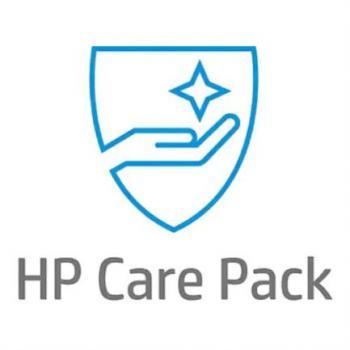 Extensión Garantía HP 2 Años en Sitio Siguiente Día Laborable+Retención Medios Defectuosos para DesignJet T1700