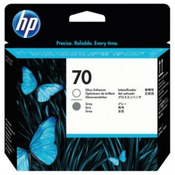Cabezal HP LF de Impresión 70 Color Gris-Resaltador de Brillo