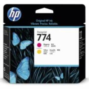 Cabezal HP LF 774 Magenta - Amarillo