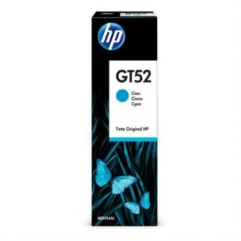 BOTELLA TINTA HP GT52 CIAN