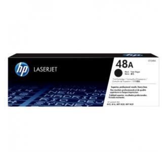 Tóner HP 48A LaserJet Color Negro