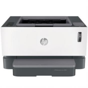 Impresora Láser HP Neverstop Laser 1000n Monocromática.