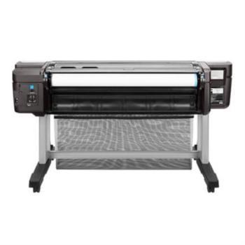 Plotter HP DesingJet T1700 CAD-GIS Inyección de Tinta 44