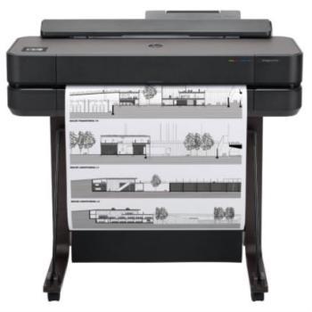 Plotter HP DesignJet T650 Inyección Térmica de Tinta 24