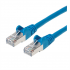 Cable Intellinet Red Cat6a S/FTP RJ45 0.9m Color Azul