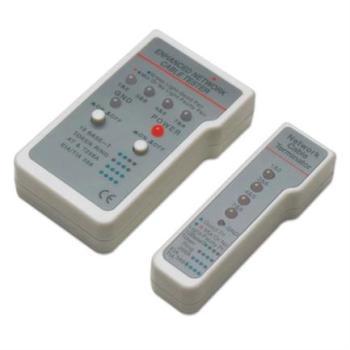 Probador Cables Intellinet  Multifuncional Red RJ45/ RJ11