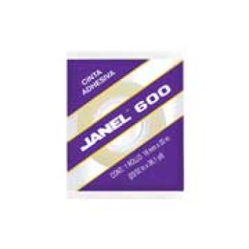 CINTA JANEL ADHESIVA CELOFAN 600 18X33