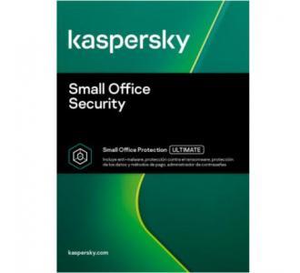 Licencia Antivirus Kaspersky Small Office Security 1 Año 10+1 Usuarios