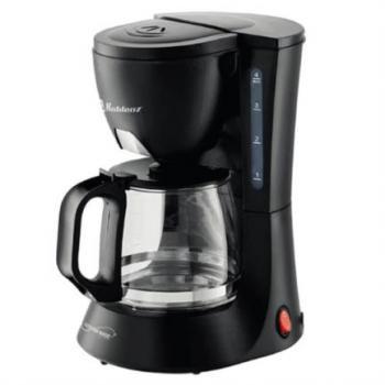 Cafetera Koblenz CKM-204 N Personal Capacidad 4 Tazas 600W Color Negro