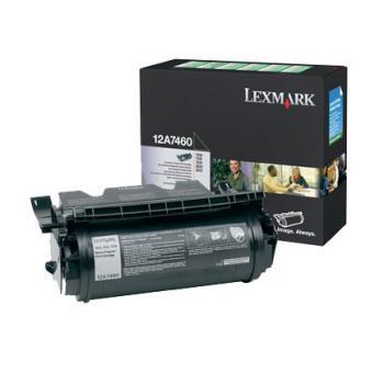 CARTUCHO TONER LEXMARK T632/634 RENDIMIENTO ESTANDAR