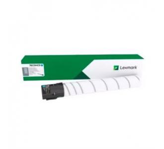 Tóner Lexmark Alto Rendimiento para CS923/CX921/CX922/CX923/CX924 Color Cian