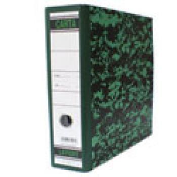 REGISTRADOR LEFORT 0001 CLASICO CARTA MARMOLEADO S/INDEX