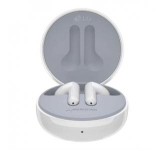 Audífonos LG Tone Free FN4 Inalámbricos Sonido Ambiental Color Blanco