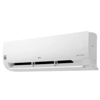 Aire Acondicionado LG DualCool Inverter Enfriamiento 12000 BTU/H Micro Filtro Color Blanco