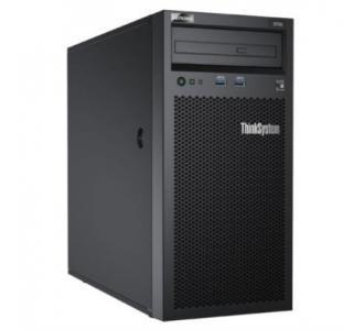 Servidor Lenovo ThinkSystem ST50 Intel Xeon E-2224G Disco duro 1 TB Ram 16 GB SATA 6Gb HDD