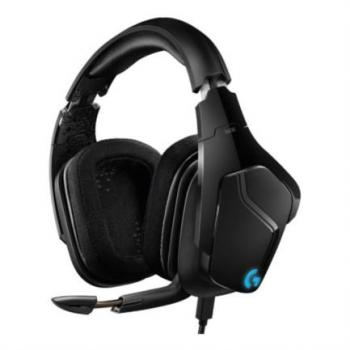 Auriculares Logitech G635 Micrófono Lightsync 7.1 Gaming