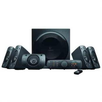 Bocinas Logitech Z906 Sonido Envolvente THX 5.1 500W