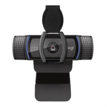Camara Web Logitech C920S Pro FHD 1080p con Tapa de Obturador
