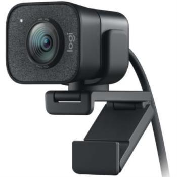 Cámara Logitech StreamCam Plus Full HD 1080p USB-C Color Negro