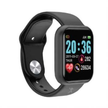 Reloj Monitor Perfect Choice Hearty Watch Sports Bluetooth Color Negro