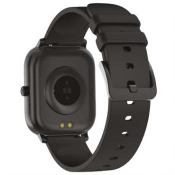 Reloj Monitor Perfect Choice Karvon Watch Fitness/Sports Bluetooth Color Negro