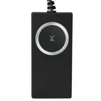 Adaptador Perfect Choice Automático de Corriente para Laptop Color Negro