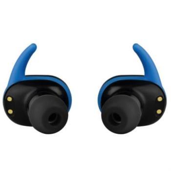 Audífonos Perfect Choice Inalámbricos BT TWS Extra Bass Color Negro