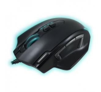 Mouse Vortred Gamer Dominion 11 Botones Programables USB Color Negro