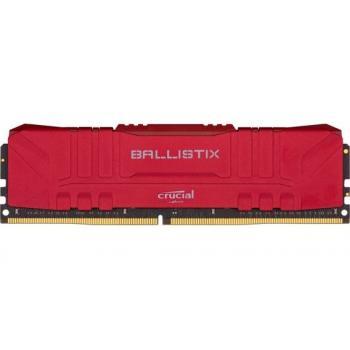 MEMORIA DDR4 CRUCIAL 8GB 3200 CL16 UNBUFFERED DIMM RED BL8G32C16U4R