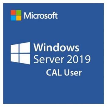 Licencia Microsoft Windows Server Cal 2019 Español 1PK DSP OEI 1 CLT USER OEM