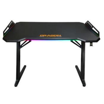 Mesa Gamer Profesional Dragon XT RGB Estructura Metálica 68cmx126cm
