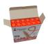 Marcador Resaltador Nextep Color Naranja C/12 Pzas