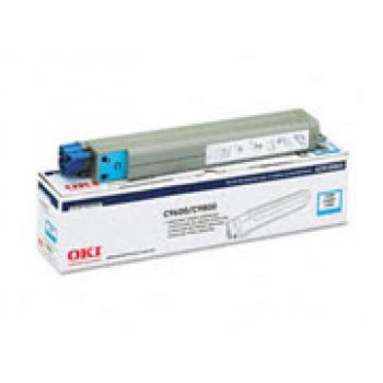 TONER OKIDATA CYAN C9600N/C9600S/C9800HDN/C9800 15K PAG